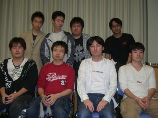 Lord of Magic Championships 2006: Top 8 Players